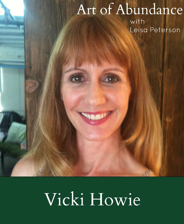 Boost Your Chakras With Vickie Howie